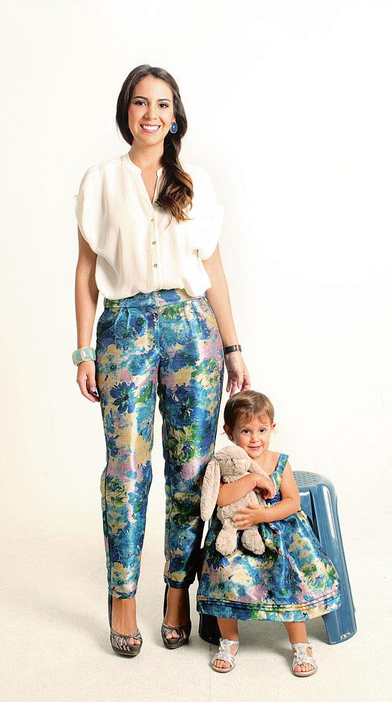 Al día con las tendencias Mamás e hijas