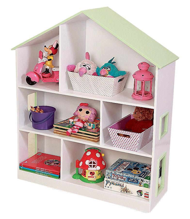 Muebles para chicos revista sambo el universo for Estantes para cuartos